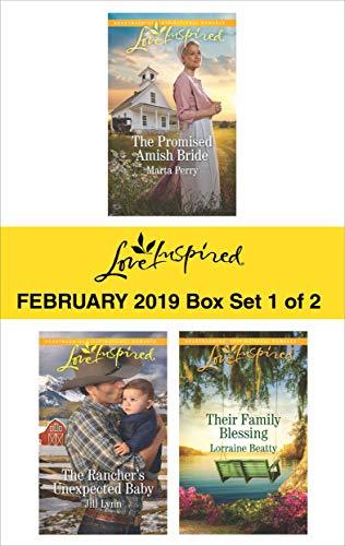 Harlequin Love Inspired February 2019 - Box Set 1 of 2: An Anthology