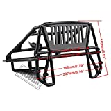 INJORA RC Cherokee Body Cab & Back-Half Cage for