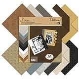 K & Company Neutrals Designer Paper Pad