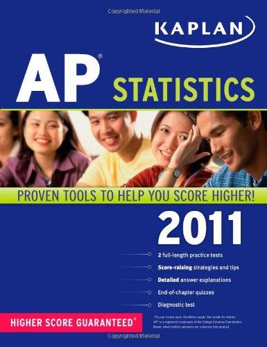 Kaplan AP Statistics 2011