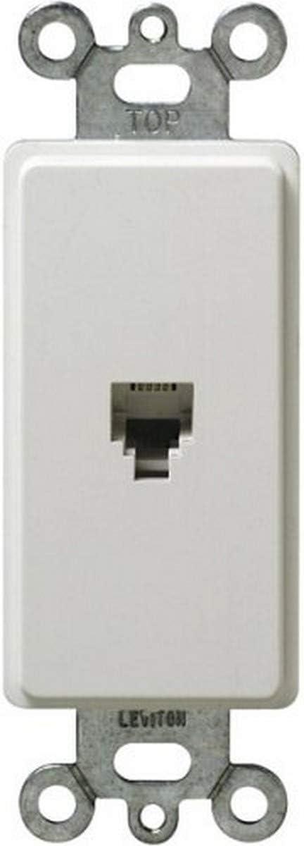 Leviton 022-40649-00W 40649-W, White
