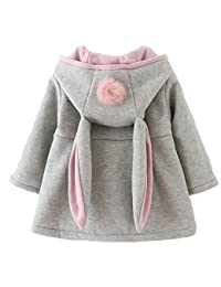 8699d8211 Baby Girls  Jackets   Coats