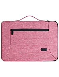 ProCase 13-13.5 Inch Laptop Sleeve Case Cover Bag for 13 Inch Macbook Pro/Macbook Air, Surface Book 2, Most 12-13 Inch Laptop Ultrabook Notebook MacBook Chromebook -Pink