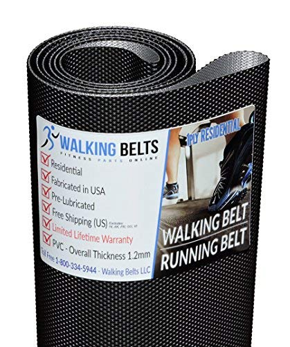 WalkingBeltsLLC - ProForm Performance 600c PFTL795130 Treadmill Walking Belt 1ply Residential + Free 1oz Lube