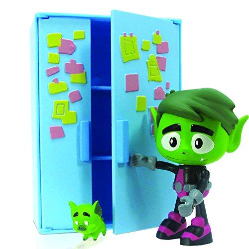 "Teen Titans Go 2.75"" Beast Boy with Refrigerator"