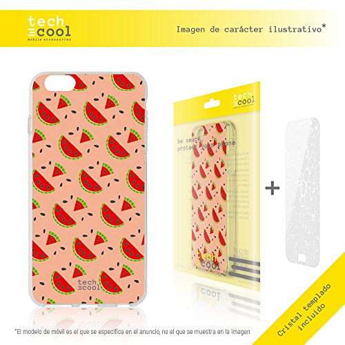 Iphone 5 / 5S / SE Hülle, Funnytech® SchutzHülle premium Soft Flex TPU Silikon Transparent für Iphone 5 / 5S / SE + Panzerglas Schutzfolie 9H l Case, Cover, Handy [Exklusives Design, High Definition D