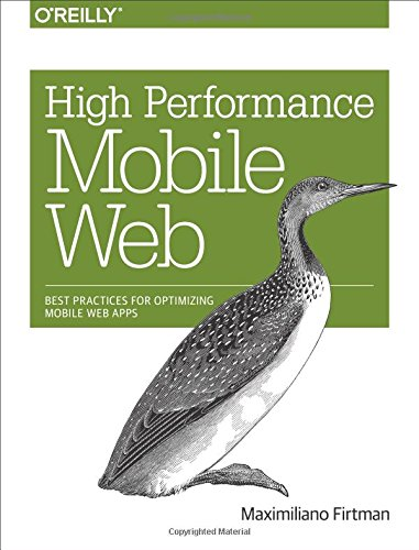 High Performance Mobile Web: Best Practices for Optimizing Mobile Web (High Performance Web)