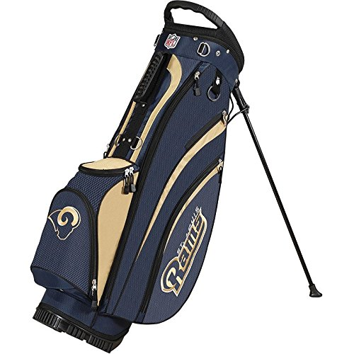 Wilson NFL St. Louis Golf Carry Bag