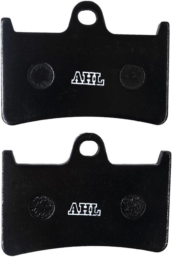 Cuivre fritt/é Motocyclette Plaquettes de Frein Avant pour Yamaha FZS 600 Fazer 1998-2003 AHL