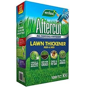 Aftercut 100m2prato Addensante mangimi e semi, marrone, 10x 20x 30cm 51uIU6TjTJL. SS300