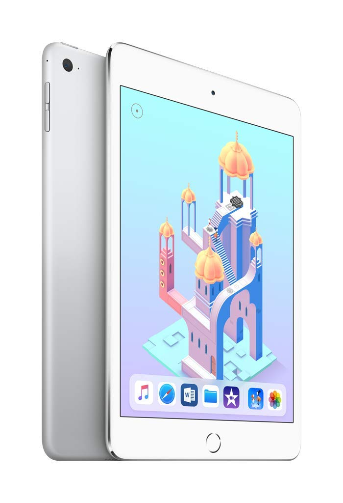 Apple iPad mini 4 (Wi-Fi, 128GB) - Silver