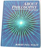 About Philosophy, Wolff, Robert P., 0130004316