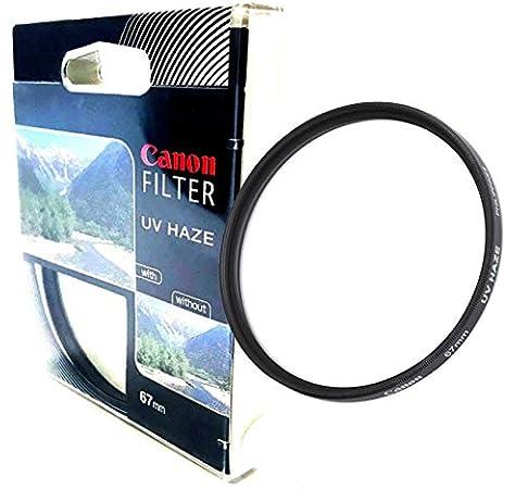 Multithreaded Glass Filter Haze for Canon EOS 1v 1A Multicoated 72mm UV