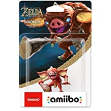 amiibo The Legend of Zelda Collection Bokblin (Breath of the Wild), Figur