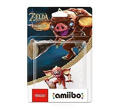 Nintendo - Figura Amiibo Link Arquero Serie Zelda: Amazon.es ...