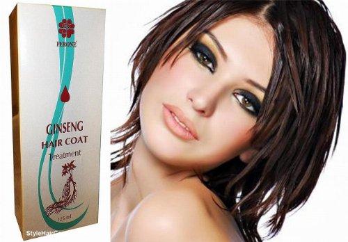 Ferone Korea Ginseng Haarkur Tonikum für strapaziertes brüchiges trockenes Haar