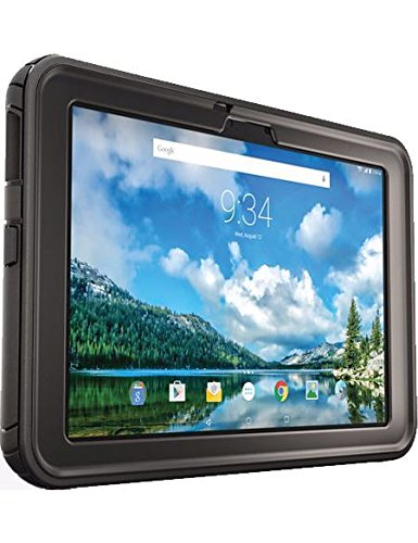 Otterbox Defender Case Rugged Protection for Verizon Ellipsis 10 - Black - Retail Packaging by OtterBox (Image #3)