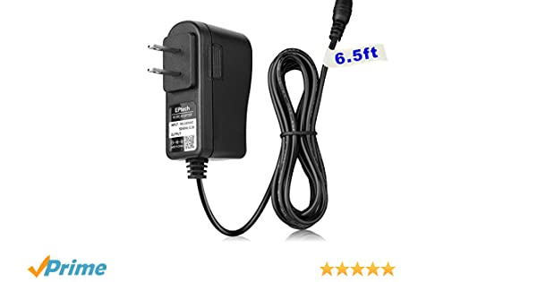 6 5Ft AC Adapter For Cox Mini Box Cisco DTA-250HD HDMI DTA-HD 250  DTA250-COX-K9 Power Supply Wall Home Charger Cord