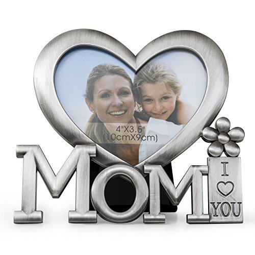 Mom Picture Frame Gifts From Daughter Son I Love You Best Prime