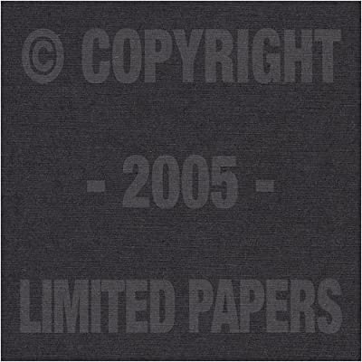 "Classic Linen Epic Black 80# Cover 8.5""x11"" 250/pack"