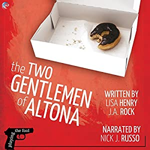 The Two Gentlemen of Altona Hörbuch