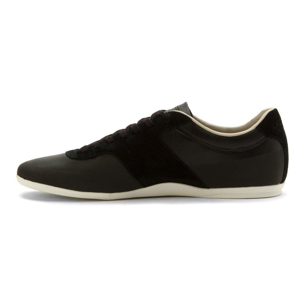 Lacoste Men's Turnier 316 1 Cam Fashion Sneaker, Black, 10 M US by Lacoste (Image #4)