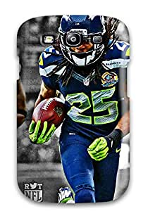 DanRobertse Design High Quality Seattleeahawks Cover Case With Excellent Style For Galaxy S3