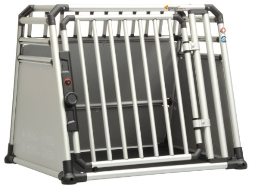 4pets ProLine Crash Tested Dog Crate with Aluminum Frame, Condor Small