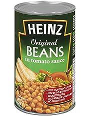 Heinz Heinz Original Beans in Tomato Sauce, 1.36L Can, 12 Count