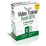 Excel 2016 Training Videos - 15 Hours of Excel 2016 training by Microsoft Office: Specialist, Expert and Master, and Microsoft Certified Trainer (MCT), Kirt Kershaw