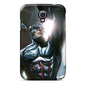 VOXUjRV6364hcxOO Maria N Young Awesome Case Cover Compatible With Galaxy S4 - Captain America I4