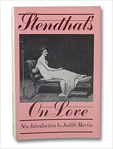 Book Stendhal's: On Love