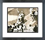 Bill Mazeroski 1960 World Series Winning Home Run Framed Picture 8x10