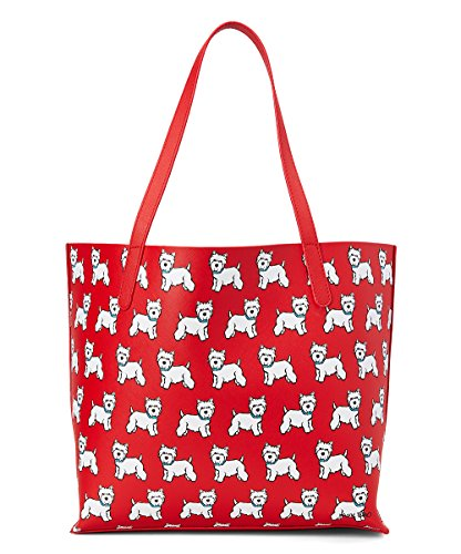 Marc Tetro Tote (Red Westie)
