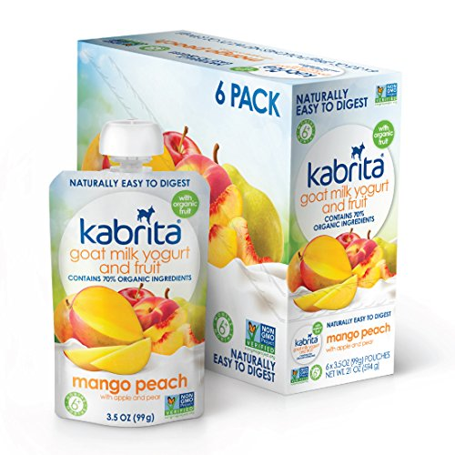 Kabrita Goat Milk Yogurt &...
