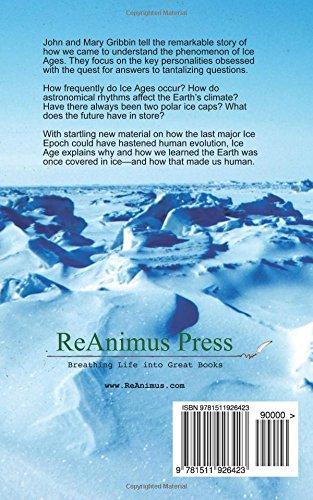 Ice Age: John Gribbin, Mary Gribbin: 9781511926423: Amazon