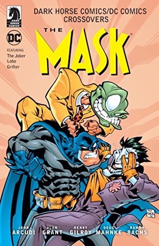 Mask Comic Book - 4