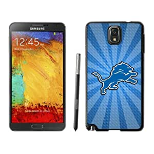 Detroit Lions NFL Samsung Galalxy Note 3 Case,Galaxy Note 3 Covers