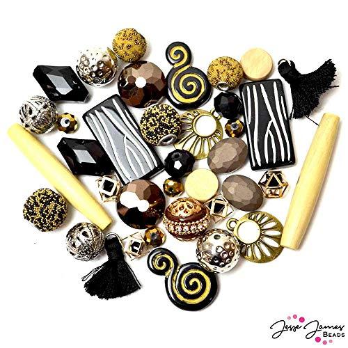 Goddess Oshun Inspiration Bead Mix (Goddess Bead)