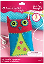 American Girl Crafts Tech Case Sewing Kit