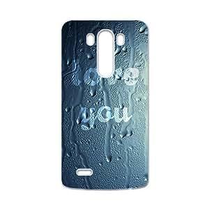 Rainy romantic Love Phone Case for LG G3