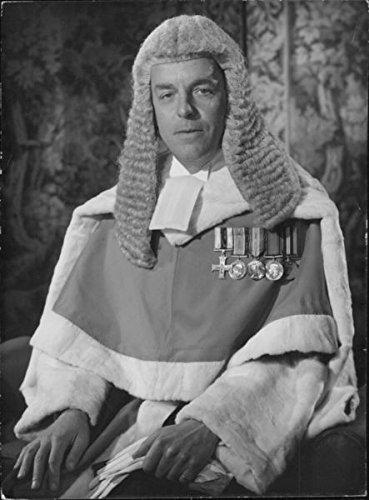 (Vintage photo of Patrick Redmond Joseph Barry in his office.)