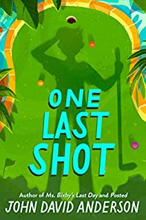 Book Cover: One Last Shot