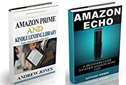 Amazon Echo Beginners Membership services ebook