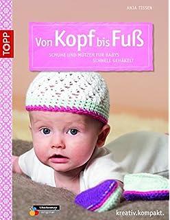 Babymützen Stricken Und Häkeln Amazonde Sabine Abel Sabine