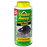Shake Away 2853338 Rodent Repellent Granules, 28-1/2-Ounce