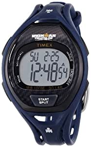 TIMEX Men's T5K3379J SLEEK 50-Lap IRONMAN 50-Lap Chronograph Interval Timers Watch