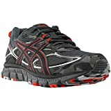 ASICS Men's Gel-Scram 3 Running-Shoes, Dark Grey/Black/Red Clay Review and Comparison