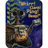 Wall-e Party Invitations 8 Count Classic Vintage Walle
