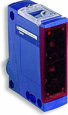 Schneider Electric XUX9APANM12 Detector Fotoeléctrico, Reflex Polarizado, Sn 11 M, Na, Conector M12: Amazon.es: Industria, empresas y ciencia